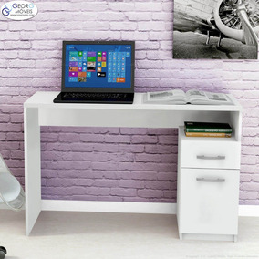 Escrivaninha Ms014 1,10m Gav/porta