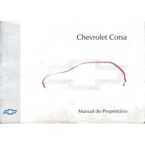 Manual Do Proprietário Gm Corsa 97