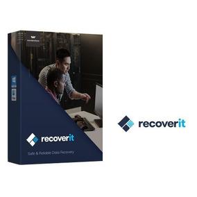 Wondershare Recoverit - Data Recovery Software / Win Ou Mac