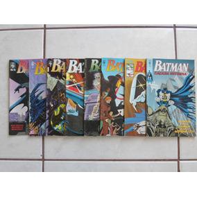 Batman 0 1 5 6 9 11 16 E 23 Lote Com 8 Gibis Abril 3° Série