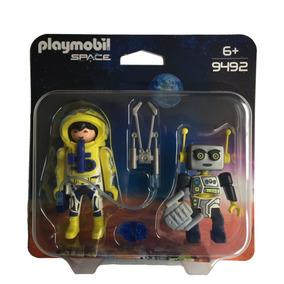 Playmobil 9492 Duo Pack Espacial Marte Geobra