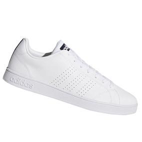 Tênis Sapatenis adidas Advantage Vs Clean Neo Branco F99252