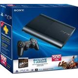 Ps3 Playstation Super Slim 500gb