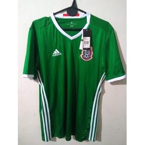 Camiseta De Mexico Titular adidas Original 2016 17legitima 40f52b6c54b25