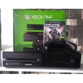 Xbox One Fat 500 Gb + 1 Jogo Em Mídia Física
