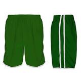 Calção Futebol Futsal Musculação-lotus-verde branco- Adulto 5f9e5474df4ed