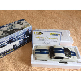 Shelby Mustang Gt 350 1965 Lane/ Exact Detail 1/18. N Gmp