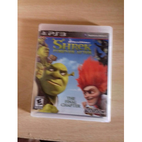 Shrek Ps3