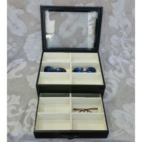 Caja Porta Gafas Lentes