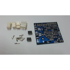 Placa Adaptador Para Spindle Em Cnc + Ci + Conectores