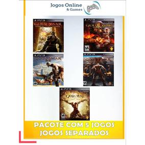 Pacote De Jogos God Of War Psn Psn Midia Digital