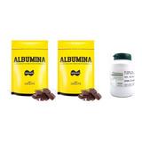 2x Albumina 500g + Dilatex