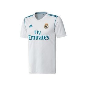 Playera Real Madrid adidas Niños 2018 Blanca Nuevas A Meses 3c8a213367520