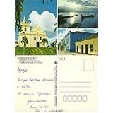 Cartao Postal - Vista Parcial - Lajes - Santa Catarina -