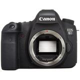 Canon Eos 6d 20.2 Mp Cmos Digital Slr Camera 3.0-inch Lcd