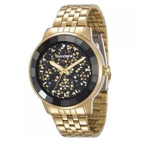 e11e7b72788 Relogio Feminino Mondaine Absolut De Luxo Mondaine - Relógios De ...