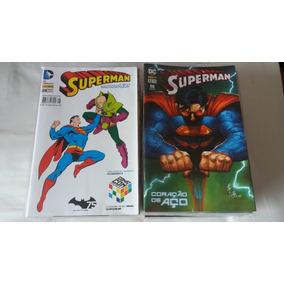 Coleção Superman Novos 52 + Especial