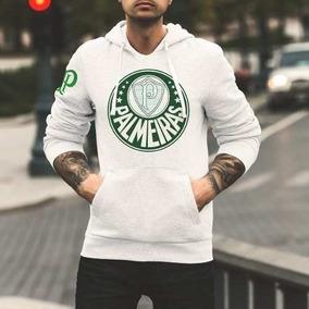 Blusa De Frio Do Palmeiras Com Ziper - Moletom Masculinas no Mercado ... 9f1da7c878f5d