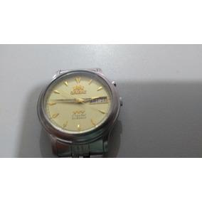 e84e1e2ab5c Relogio Orient Antigo - Relógios Antigos e de Coleção no Mercado ...