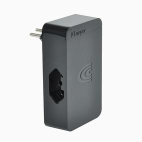 Protetor Energia Clamper 3 Tomadas Surtos E Raios Dps