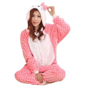 Pijama Kigurumis Kitty Impotado
