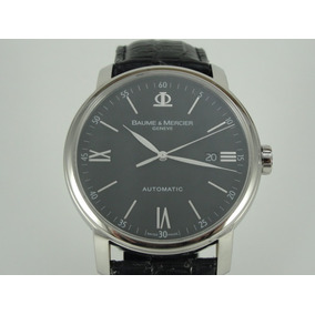 9bbe0e0be1b Relógio Baume   Mercier Masculino no Mercado Livre Brasil