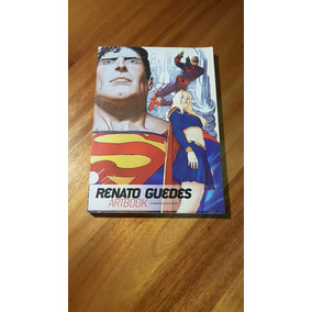 Renato Guedes Artbook (limitada 1500 Exemplares) Autografado