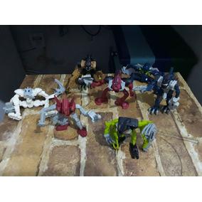 Coleção Bionicle Mc Donald