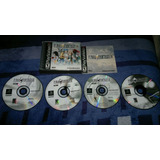 Final Fantasy Ix Completo Para Play Station 1,excelente