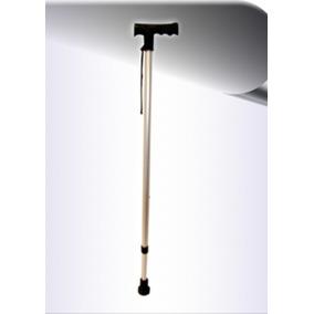 Bastón Ortopédico Puño T Aluminio Ligero Y Cómodo