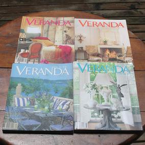 4 Revistas De Decoração Americanas Veranda