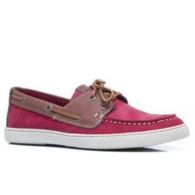 Dockside Masculino Keep Shoes Cor Vermelho