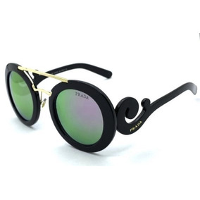 95f709bf9b85c Oculos De Sol Feminino Redondo Uv400 Baroque Evolution