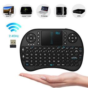 Mini Teclado Wireless Keyboard Mouse Smart Tv Pc Kenup