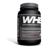 Whey Cor-performance Isolada Concentrada 821g Cellucor