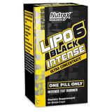 Nutrex Lipo6 Black Intense Uc - Envio Imediato