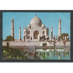 Dams Taj Mahal Índia Arquitetura Cartão Postal 15,00