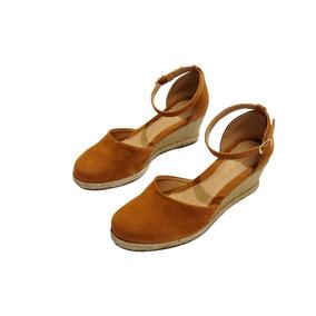 6df6be2a4 Sapato Anabela Fechado - Sapatos no Mercado Livre Brasil