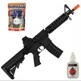 Rifle Fuzil M4 Airsoft +oleo / Airsoft Barato /
