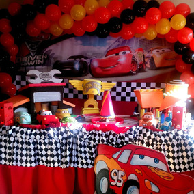 Decoração De Festa Infantil Carros Aluguel