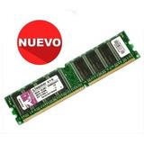Ram1gb Pc3200 Ddr1-400mhz 184pin 2.6 V Dimm Nuevo