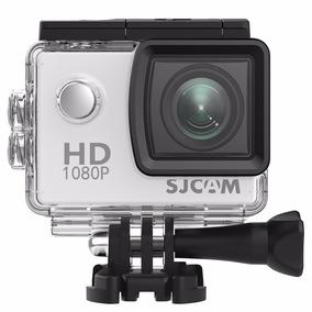 Câmera Sjcam Sj4000 Original 1080p Filmadora Motovlog Bike