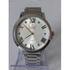 Relógio Feminino Dumont Esportivo Original Du2036ltg Lindo.