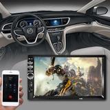 Auto Estereo 2 Din Bluetooth Mp5 Mp3 Usb Sd Pantalla Tactil