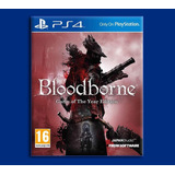 Bloodborne Ps4 Edicion Game Of The Year Goty Disponible