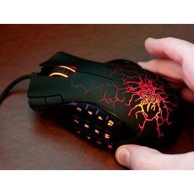 Vendo Mouse Razer Naga Molten Edition Negociable