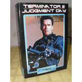 T-800 Terminator 2 Judgment Day Arnold Neca Reel Toys Articu