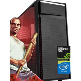 Pc Gamer Intel Core I5 16gb Gforce Gtx 1030 2gb Hd Ssd240gb