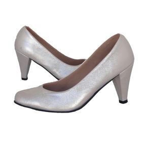 2facabc5 Zapatos Vestir Dama Plateados - Zapatos Mujer en Mercado Libre Venezuela
