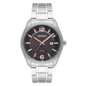 Relógio Orient Masculino Ref: Mtss1095 M2sx Social Bicolor